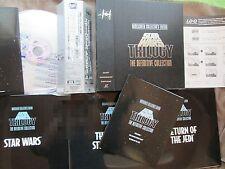 STAR WARS TRILOGY 9-LD BOX THX Widescreen JAPAN Laser Disc w/BOOK PILF1757 FreeS