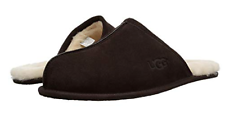 UGG Para hombre Zapatillas de desgaste Espresso 1101111 Talla 7-14 Nuevo