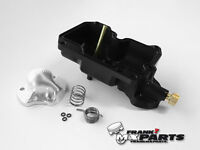 Powerbowl Keihin FCR MX flatslide carburetor / 32 37 39 40 41 * BLACK * UPGRADE