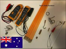 NF-816 Underground Wire Locator Tracker & push pull rods cable ISGM TELSTRA