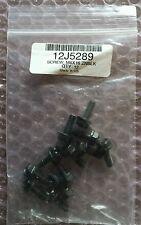 1 Pack of 12 IBM 12J5289 M6 x 16mm ZNBLK Long Black Rack Bolts Screws 603-10224