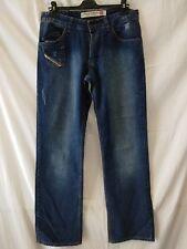 jeans uomo Diesel tessuto leggero size 33 taglia 46/47
