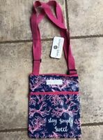 New Simply Southern T Shirts Eco Reef Crossbody Purse Bag tote