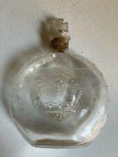Vintage Prince Matchabelli Potpourri Perfume Bottle Open/Empty