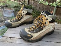 Men's ASOLO - Fugitive GTX Gore-Tex Waterproof Hiking Leather Boots Size 10 US