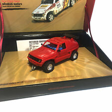 Powerslot Mitsubishi Montero Off Road 4x4 Raid Dakar 1991 + Decals No. 101 1:32