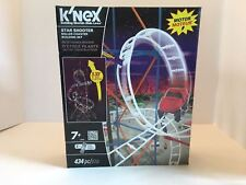 K'nex Star Shooter Roller Coaster Motorized Complete with Manual