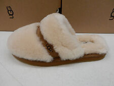 UGG WOMENS SLIPPERS DALLA NATURAL SIZE 9