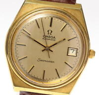 OMEGA Seamaster Automatic cal.1012 Leather Belt Men's watch_427347
