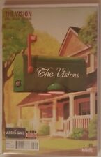 """The Vision #2 Nm/M Bagged And Boarded Beautiful Cover """"You'Ve Got Mail"""" Hot Book"""