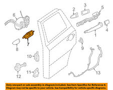 NISSAN OEM 13-16 Altima-Interior Inside Door Handle Right 806703TA0D