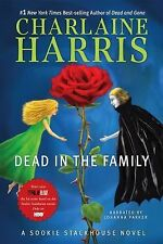 Audio pkg DEAD IN THE FAMILY Charlaine Harris - A Sookie Stackhouse Novel NEW