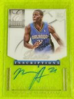 MAURICE HARKLESS ORLANDO MAGIC 2012-13 ELITE ROOKIE INSCRIPTIONS AUTOGRAPH SP