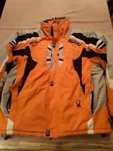 Top Quality Spyder Entrnt dermizax EV Ski Jacket size XXL Excellent men