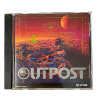 OUTPOST by Sierra GAME (PC-CD, 1994)