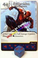 117 SPIDER-MAN, Sentido aracnido (117 Spider-Man) ESP DICE MASTERS UNCANNY X-MEN