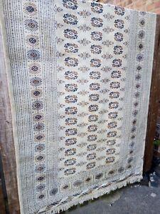 X Large John Lewis unique  old Bokhara  handmade Persiian Turkish Rug Carpet