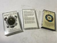 THE NITTY GRITTY DIRT BAND WILL THE CIRCLE BE UNBROKEN 3 CASSETTE TAPES