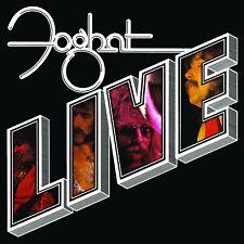 FOGHAT - LIVE - LIMITED EDITION 180GR VINYL LP RELEASE NEUF