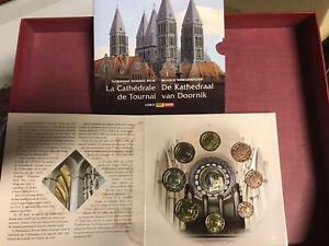 Belgio Belgium Belgica 2009 Cattedrale Notre Dame Divisionale FDC