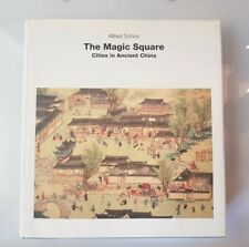 """A Fabulous Book """" The Magic Square"""" Cities In Ancient China By Alfred Schinz"""