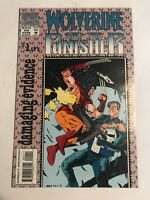 Wolverine and the Punisher Damaging Evidence #1 1993
