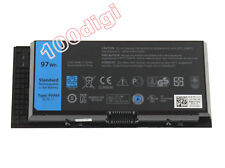 97Wh FV993 Battery For Dell Precision M4600 M4700 M4800 M6600 M6700 M6800 0FVWT4