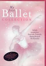DVD ALL REGIONS My First Ballet Collection 26 x Ballet Excerpts KIDS