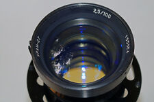 LATEST MILITARY AERIAL URAN 27(e) 100mm F2.5 FAST MEDIUM FORMAT69 LENS INFRARED