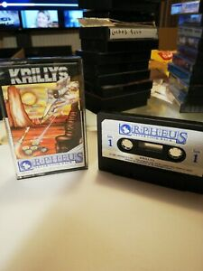 Orpheus Krillys Game For Oric