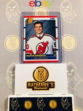 1990 Score Martin Brodeur #439 RC Rookie NM/M MINT Hockey Card