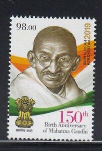 KYRGYZSTAN Mahatma Gandhi MNH stamp