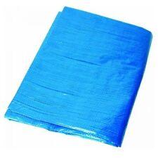Tarpaulin 3 X 3.6m Silverline 427565 Cover Sheet