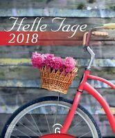 Helle Tage 2018 - Postkartenkalender zum Aufstellen (EVT: 29.05.2017)