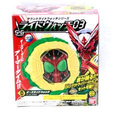 NEW KAMEN RIDER Zi-O SG Sound Ride Watch 03 OOO BANDAI Masked Belt Japan