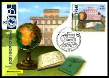 Italy 2017: Italian Geographic Society-Official Postcard Poste Italiane