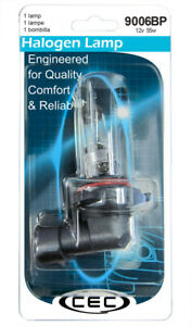 Dual Beam Headlight  CEC Industries  9006BP