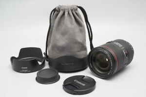 Canon EF Zoom 24-105mm f/4 F4 L IS II USM Ultrasonic Lens, For Canon EF Mount