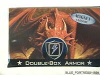 WRATH OF THE DRAGON MAX PROTECTION DOUBLE DECK BOX MTG