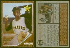(26559) 1962 Topps 229 Jesus McFarlane Pirates-EM