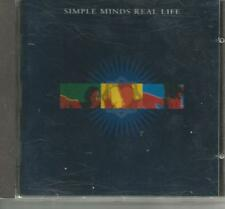 Simple Minds real life / CD / #594