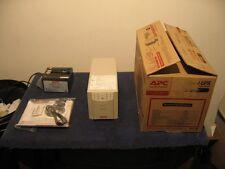 APC 700 inet UPS Tower BLACK case - Gteed. new batts -
