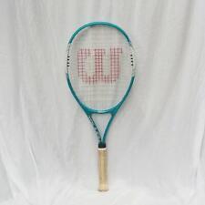 Wilson Triumph Adulto Raqueta de Tenis L3 11.1cm Grip V-Matrix