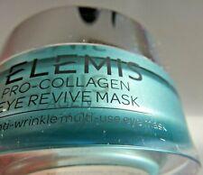 ELEMIS - Pro Collagen - Eye Revive Mask - UNBOXED & NEW - 15 ml