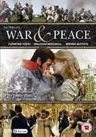 Guerra E Pace - Completo Mini Serie DVD Nuovo DVD (AV3149)