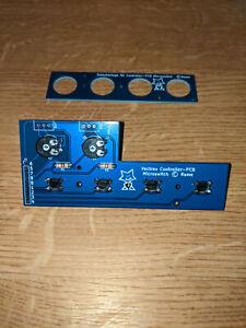 Vectrex Joystick Reparatur-/Umrüstkit Micro-Schalter