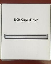 APPLE USB SUPER DRIVE A1379 - MD564LL/A - NEW IN OPEN BOX