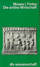 Die antike Wirtschaft. von Finley, Moses I.   Buch   Zustand gut