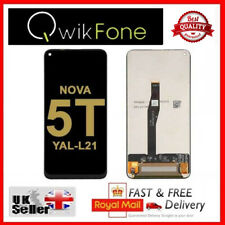 LCD Screen For Huawei Nova 5T LCD YAL-L21 Display Screen Digitizer Touch Black