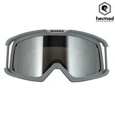 Shark Raw Helmet Replacement Goggle Frame - Grey